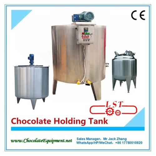 Chocolate Melting&Storing Tank
