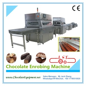 LST 900mm width Chocolate Enrobing Machine