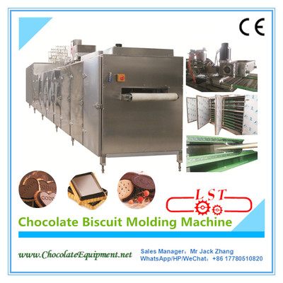 Chocolate Biscuit Molding Machine