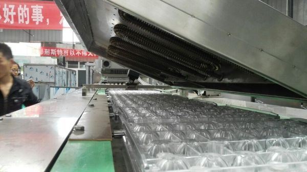 Mould Heating -chocolate equipment