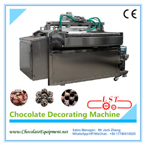 Chocolate Enrobing and Decorating Equipment