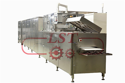 Automatic Chocolate Molding Line